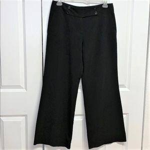 Cato Dress Pants Size 12 Wide Leg Black
